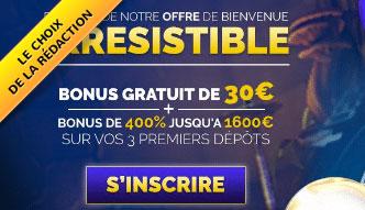 magikcasino 30 euros
