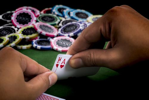 Live Blackjack ou Blackjack en ligne - comptage