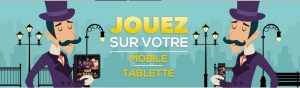 Mister James Mobile Tablette