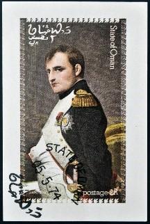 casino sans depots - timbre de Napoleon