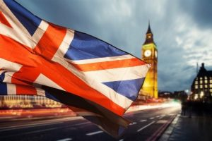 jeu en ligne - casinosansdepots.net - drapeau du royaume unis flotant