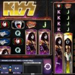 Kiss Slots - Machine a sous musicale