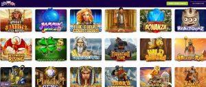 Madnix Casino jeux