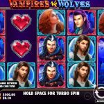 Vampire vs Wolves slot