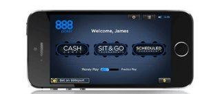 888poker sur smartphone