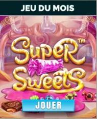 super sweets jeu du mois