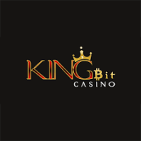 king bit casino logo