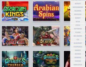 fournisseur de jeux white lion casino en ligne