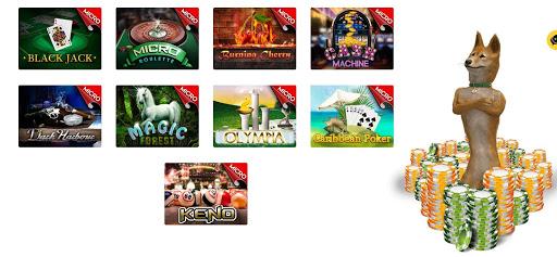 ludotheque de jeu casino en ligne dingo