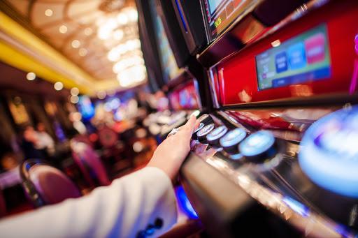 jeu sans dépôt avec machine a sous dans un casino