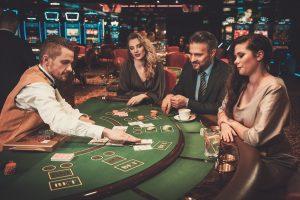 Blackjack mise casino