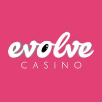 evolve casino logo