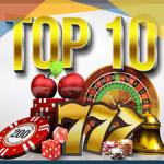 10 meilleurs casinos en ligne