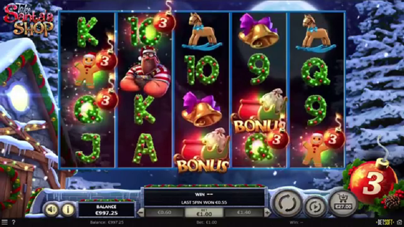 symboles à bonus du jeu