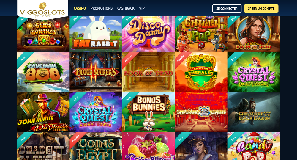 ludotheque casino viggoslots