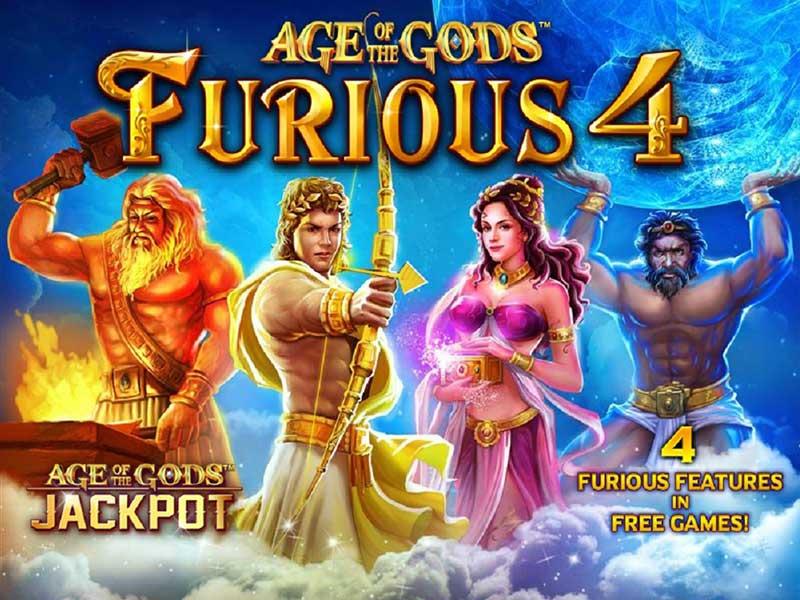 Age of Gods Furious 4