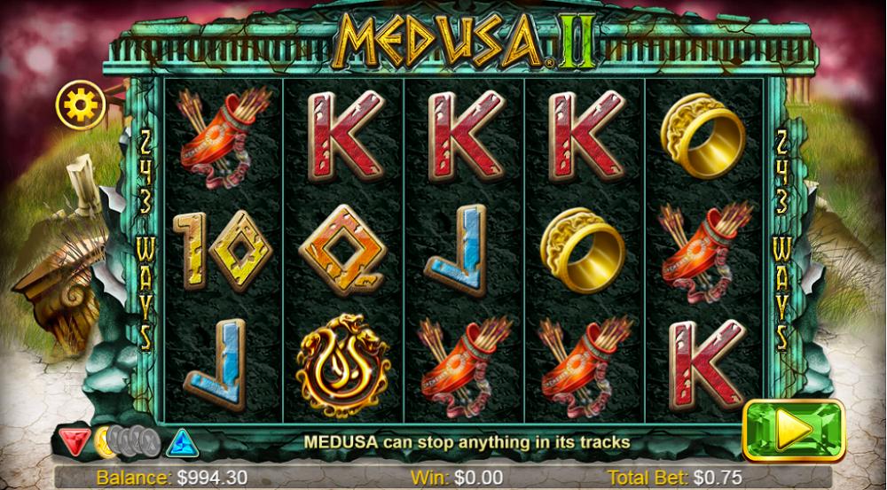 Medusa II NextGen Gaming